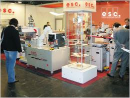 ESC Messe Stand TecStyle Visions 2010
